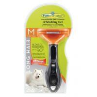 FURminator Dog Tool Long Hair Medium Dog